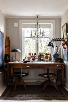 Interior Design Living Room Warm, Home Office Design, House Design, Best Interior, Interior And Exterior, Guest Room Office, Scandinavian Home, Traditional Decor, Cozy House