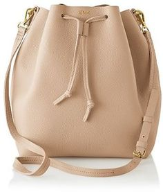 Shop Daily Leather Bucket Bag on ShopStyle.com