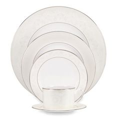 formal china kate spade new york Chapel Hill Dinnerware - BedBathandBeyond.com