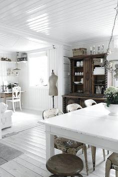 French white palette |  HANNES DAGBOK