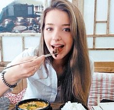 Russian TV personality Angelina Danilovashared the story behind her debut in Korea. On the April 4 airing of 'Hap… Bikini Images, Bikini Pictures, Bikini Photos, Hot Actresses, Hollywood Actresses, Mean Girls Actress, Iskra Lawrence Bikini, Angelina Danilova, Korea