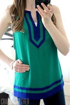 flynn colorblock sleeveless blouse, 41hawthorn | stitchfix