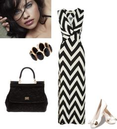 """""""chevron"""" by caselagea on Polyvore"""