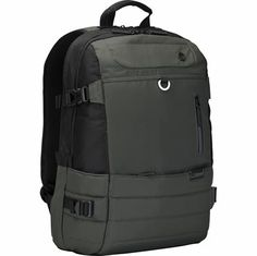 "16"" Pewter Backpack 