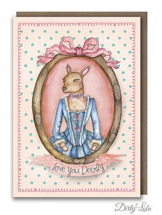 Greeting card adult greeting card funny card by dirtylola dirty greeting card adult greeting card funny card by dirtylola dirty lola pinterest funny cards gouache painting and gouache m4hsunfo