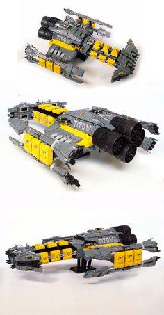 Starcraft Terran Battlecruiser - updated | Flickr: Intercambio de fotos