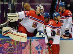 Czech Hockey Team, Olympic Games 2014