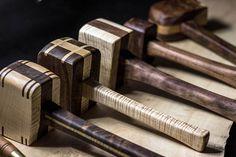 Premium Woodworking Mallet Lie Nielsen Veritas Exotic