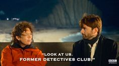Loved this show!!!  'Broadchurch' Postmortem with writer Chris Chibnall