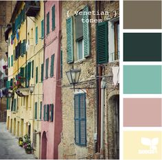 Get Inspired by 12 Color Palettes