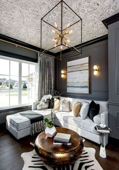 Transitional Living Room Design Ideas – Transitional Decor Done Right. Neutral s… Transitional Living Room Design Ideas – Transitional Decor Living Room Grey, Living Room Modern, Home Living Room, Apartment Living, Living Room Decor, Small Living, Living Spaces, Apartment Interior, Living Area