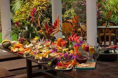 Exotic fruit taste, colombia  Sazagua hotel boutique