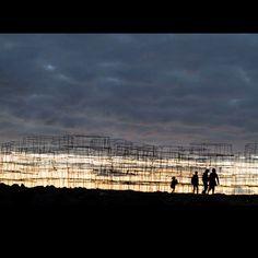 Family in sunset! #family #sunset #landscape #nature #love #puertomogan #mogan #grancanaria #beach #harbour #sky #clouds #photo #photooftheday - @marcushelmer- #webstagram