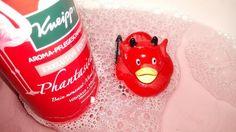 [Produktvorstellung] Kneipp Aroma-Pflegschaumbad Phantasiewelt  #werbung #kneipp #badeschaum
