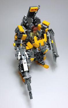 LEGO Robot Mk10-08 | Mitsuru Nikaido | Flickr