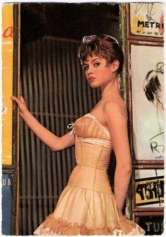 Brigitte Bardot  Preserve your memories, whatever your era at http://www.saveeverystep.com #nostalgia