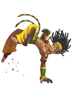Healthy, healthy, healthy bronzed skin and full of primary colors, fashion, reggae head Capoeira fundamentals of hitting number compared t. Fantasy Character Design, Character Drawing, Character Design Inspiration, Character Concept, Black Anime Characters, Fantasy Characters, Blue Artwork, Black Art Pictures, Black Cartoon