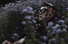 Les plus beaux moments Givenchy par Riccardo Tisci pour Vogue Hommes 7