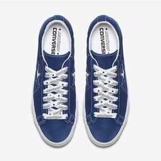 9584693a917 CONVERSE X MADEME ONE STAR PLATFORM LOW TOP - BLUE WHITE WHITE One Star