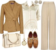"""""""Smart Casual"""" by mobaby22 ❤ liked on Polyvore"""