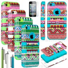 cute tribal case for iphone 5C. IM IN LOVE WITH HOW THE SILICONE ON THE EDGES MATCHE THE PHONE COLOR PERFECTLY