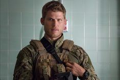 the last ship - danny green the leader of the naval mountain warfare special forces unit