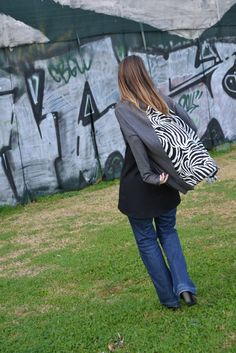 Wildwood zebra cardigan