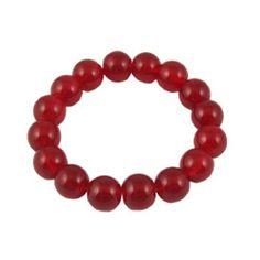 "Rosallini Lady Garnet Plastic Beaded Stretch String Bracelet 2Pcs Rosallini. $4.66. Bead Diameter(Each) : 1cm/0.4"". Main Color : Garnet;Bracelet Diameter : 7cm/2.7""(Not Stretch). Product Name : Bracelet;Material : Plastic. Weight : 72g. Package Content : 2 x Bead Bracelet"