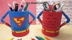 30 Lembrancinhas com Reciclados para o Dia dos Pais - Educação Infantil - Aluno On