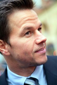 I love Mark Wahlberg. :) Great actor, funny, handsome, Catholic - what's not to love? Mark Wahlberg, Famous Celebrities, Celebs, Wahlberg Brothers, I Like Him, Good Looking Men, Man Crush, Film, Actor