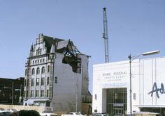 Xenia Ohio, Tornadoes, Multi Story Building, History, Historia