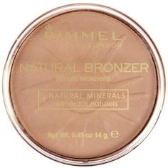 Rimmel Natural Minerals Bronzer Sun Light by Rimmel * Be sure to check out this awesome product.