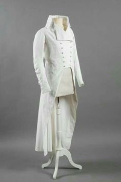 Fourth Quarter of the 18th Century Frock Coat