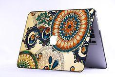"Boho Decal Print Hard Case Keyboard Cover for MacBook Air 11 12""Pro 13""15""Retina | eBay"