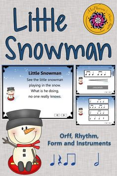Your elementary music students will love the activities included with an original poem and lesson plan while working on rhythm and instruments. An excellent Orff and Kodaly resource.