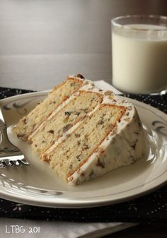 Lick The Bowl Good: Italian Creme Cake