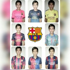 Jersey barca colection