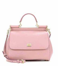 Miss Sicily Medium leather shoulder bag | Dolce & Gabbana