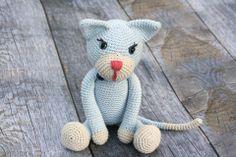 Oliver Kedicik/Oliver The Cat - Organik oyuncaklar/Organic toys by bebemoss.com