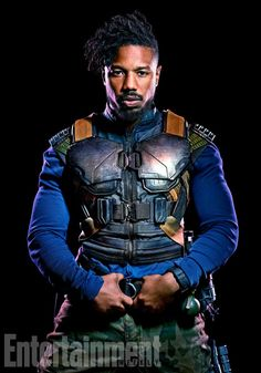 Black Panther Portraits: New Looks at Wakanda's Heroes and Villains