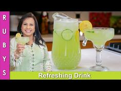 Refreshing Drink Low Cost Great Taste All Natural for Iftar Recipe in Urdu HIndi - RKK Juice Drinks, Healthy Drinks, Refreshing Drinks, Summer Drinks, Ramadan Recipes, Ramadan Food, Fancy Drinks, South Indian Food, Indian Food Recipes