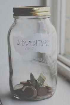 Start einer jeden Reise....