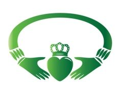 Celtic Irish Claddagh Symbol
