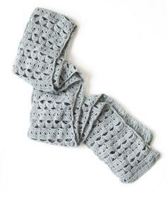 pretty scarf pattern