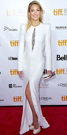 Look of the Day - September 10, 2012 - Kate Hudson in Alexander McQueen via InStyle Magazine 'FLAWLESS Fashion'