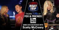 'Road Trip' Thursday: Anna Becomes Scotty McCreery's Newest Roadie