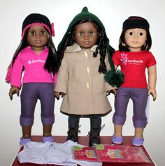 Spring 2012 Doll Clothing Giveaways Announced! Enter Today!