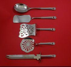 Noblesse by Oneida Plate Silverplate HHWS  Italian Set Custom Made