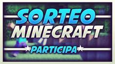 SORTEO DE 20 CUENTAS DE MINECRAFT PREMIUM + PROMO DE CANALES Minecraft, Videos, Neon Signs, Music, Youtube, Free, Asd, Prize Draw, Social Networks