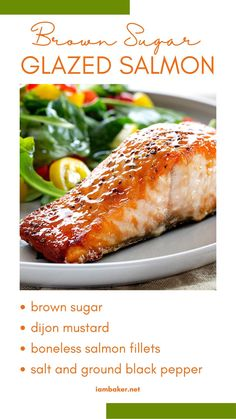 Best Fish Recipes, Great Recipes, Dinner Recipes, Healthy Salmon Recipes, Favorite Recipes, Dinner Ideas, Seafood Dishes, Seafood Recipes, Cooking Recipes